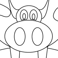 domestic animals coloring pages - photo#33