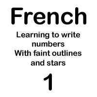 french number un handout