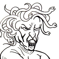 mythical creatures coloring pages greek fabulous creatures