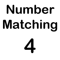 mathematic number match