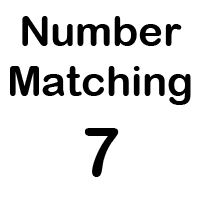 matching numbers