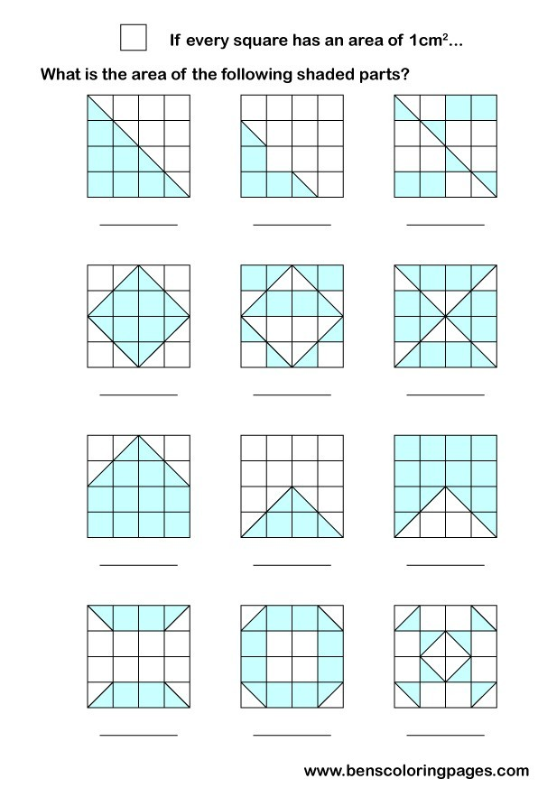 Math For Year 2 Printable Worksheet – Free Year 6 Maths Worksheets