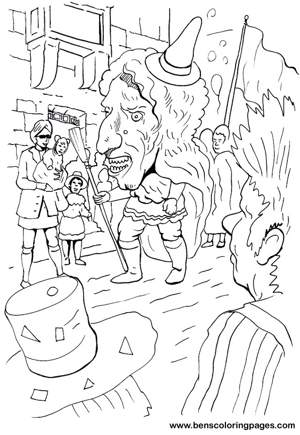 Free Coloring Pages Of Carnival Of The Animals Carnival Of The Animals Coloring Pages