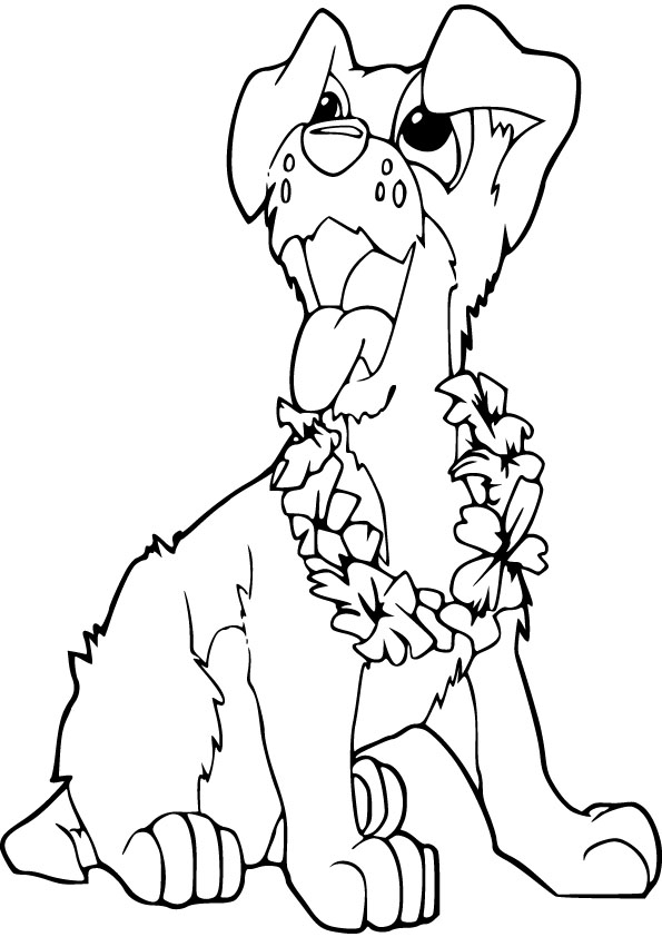 Coloring Pages For Hawaii : Free printable coloring pages hawaii