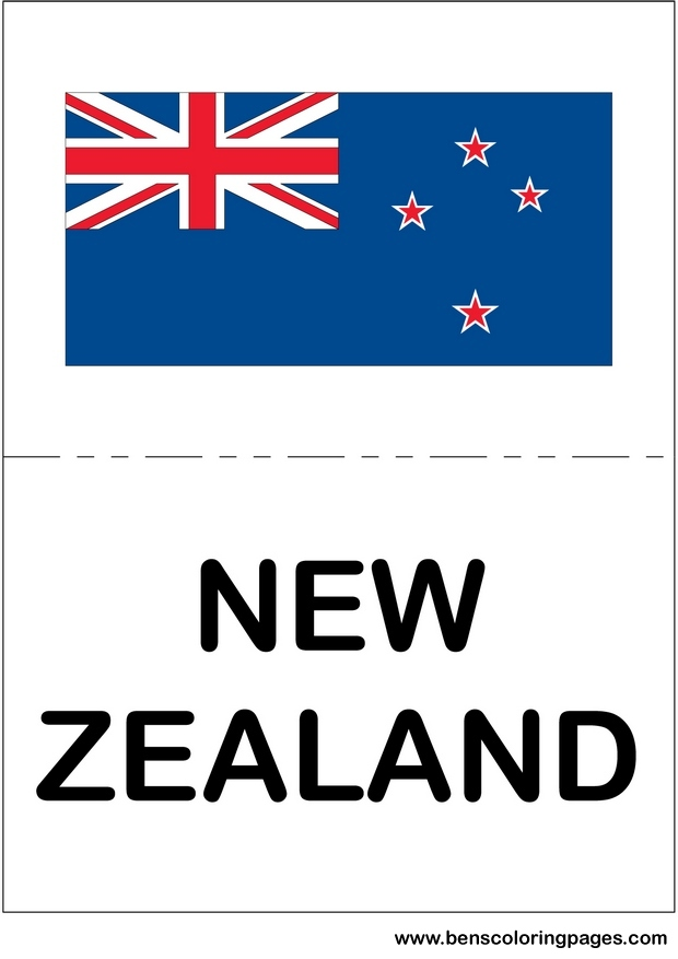 union flags new zealand