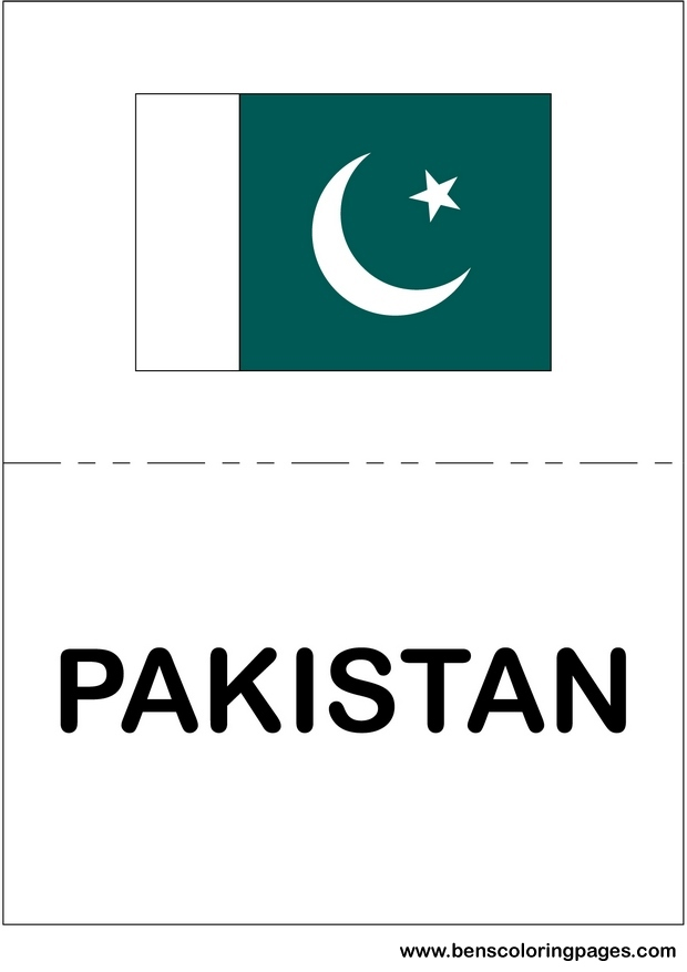 world flags images pakistan