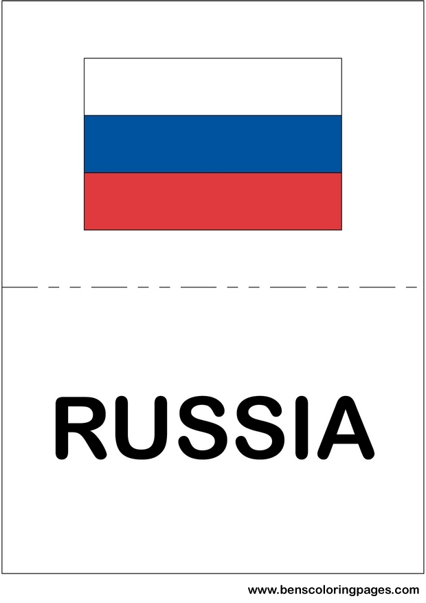 Flags Of The World Flashcard For Kids