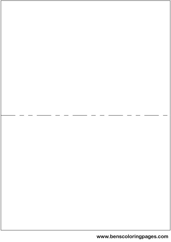 Make Your Own Large Flashcards Using This Template