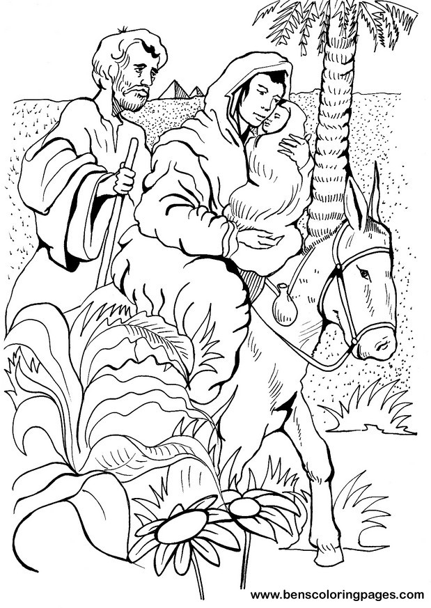 Holy Family Coloring Page Cartoon Coloring Pages Holy Coloring Pages