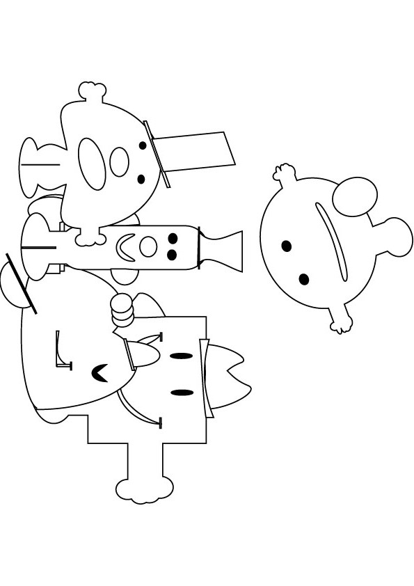 mr men books coloring pages - photo#20