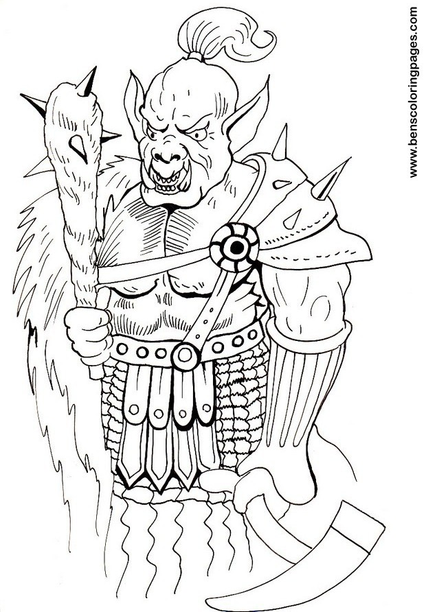 wow coloring pages - photo#11