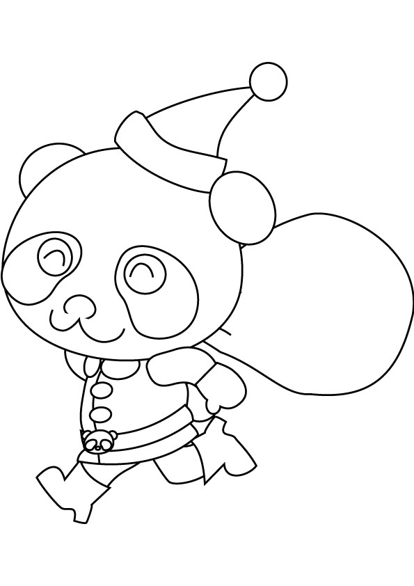 Baby panda bears coloring pages tattoo for Coloring pages panda