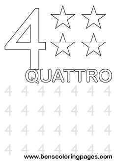 image Italian code number 77