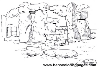 stonehenge pictures for kids
