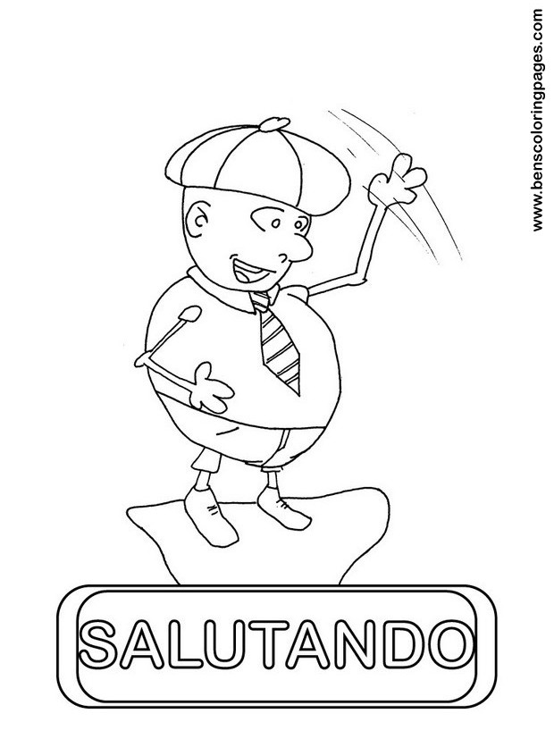 Italian vocabulary for students for Italian food coloring pages