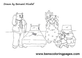 Goldilocks And The Three Bears Story Pg14
